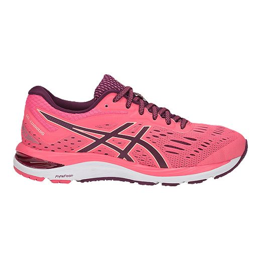 ASICS Women's GEL-Cumulus 20 Running Shoes - Pink