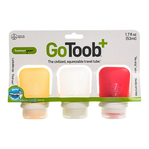 Humangear Gotoob+ 3-Pack Small