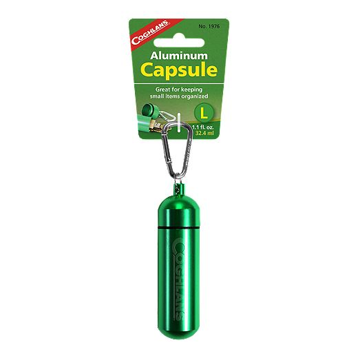 Coghlans Large Capsule - Green