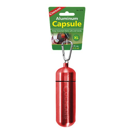Coghlans Xtra Large Capsule - Red