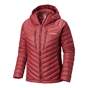Columbia Women's Titanium Altitude Tracker Down Jacket