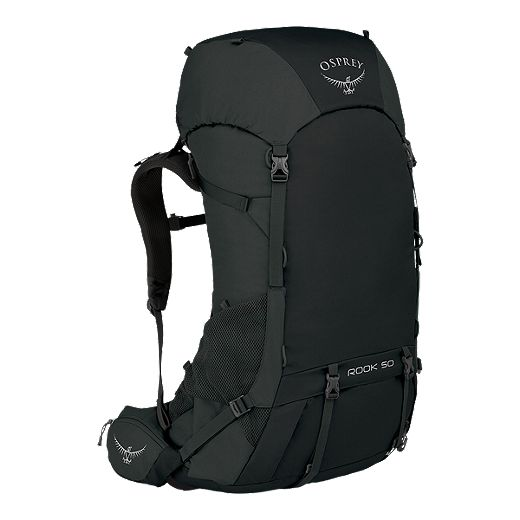 Osprey Rook 50L Backpack - Black