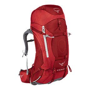 fe6e5cddd5 Osprey Women s Ariel AG 55L Backpack - Red