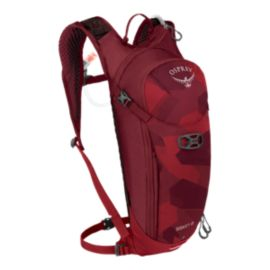 Osprey Siskin 8L Hydration Pack - Red