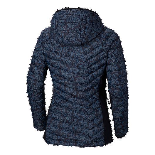 Columbia Women's Powder Pass™ Insulated Hooded Jacket