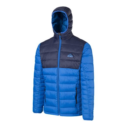 McKINLEY Men's Jordy Featherless Insulated Hooded Jacket