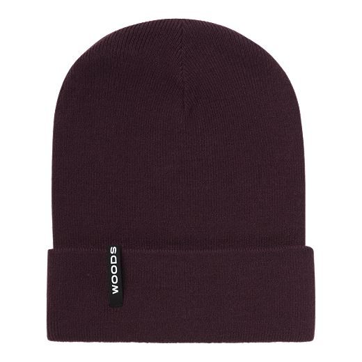 Woods Women's Barham Foldover Toque - Fig