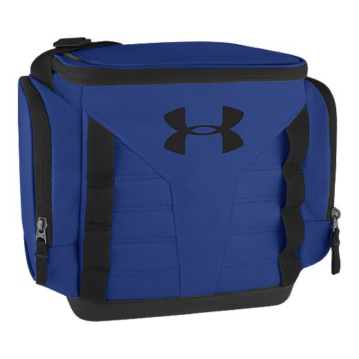 Under Armour 12 Can Soft Cooler - Royal Blue/Black