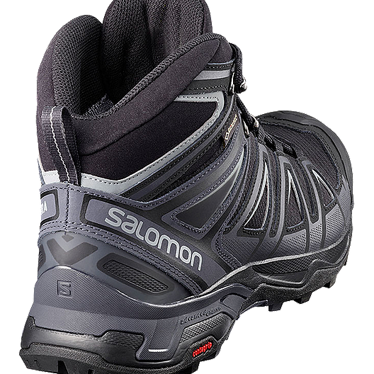 088bb35f58 Salomon Men's X Ultra 3 Mid Wide GTX Hiking Boots - Black