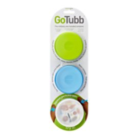Humangear Gotubb 3-Pack Medium