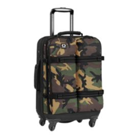 Ogio Alpha Convoy 522S Travel Bag 33L Wheeled Luggage - Camo