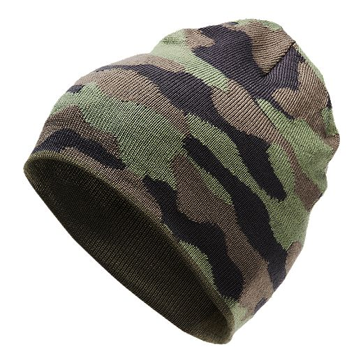 The North Face Men's Highline Beanie - Camo Print