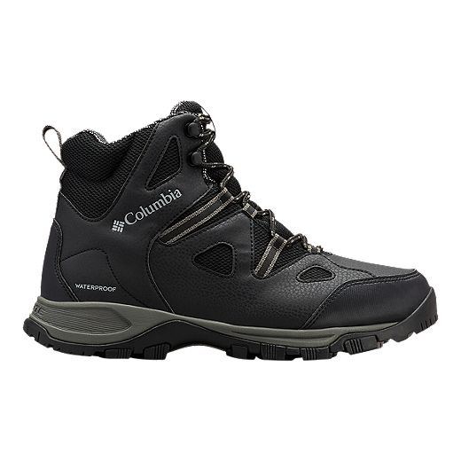 Columbia Men's Telluron Omniheat II Winter Boots - Black