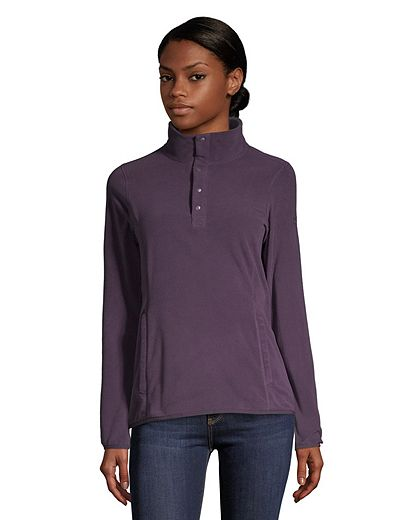 Helly Hansen Women's Nightfall Pullover Fleece - Night Shade