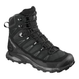 Salomon Men's X Ultra Trek GTX Hiking Boots - Black/Autobahn