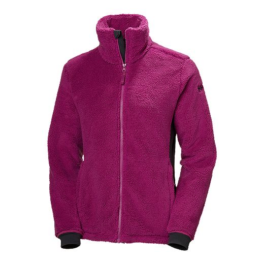 Helly Hansen Women's Precious Fleece Jacket - Festival Fuchsia