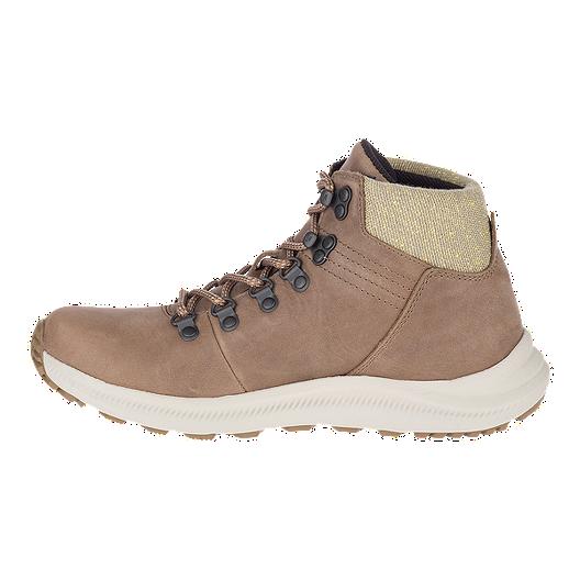 a1cc2344d41 Merrell Women's Ontario Mid Hiking Boots - Otter
