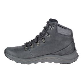 cf51e2cb37f Merrell Men's Ontario Mid Hiking Boots - Black