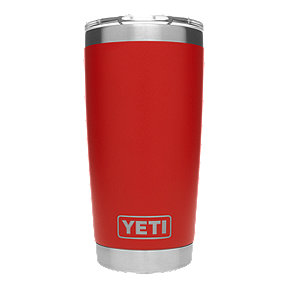 YETI Rambler 20 oz Tumbler with MagSlider Lid - Canyon Red