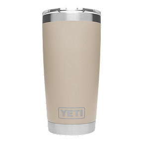 YETI Rambler 20 oz Tumbler with MagSlider Lid - Sand