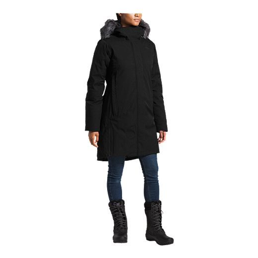 The North Face Women's Defdown Gore-Tex Parka