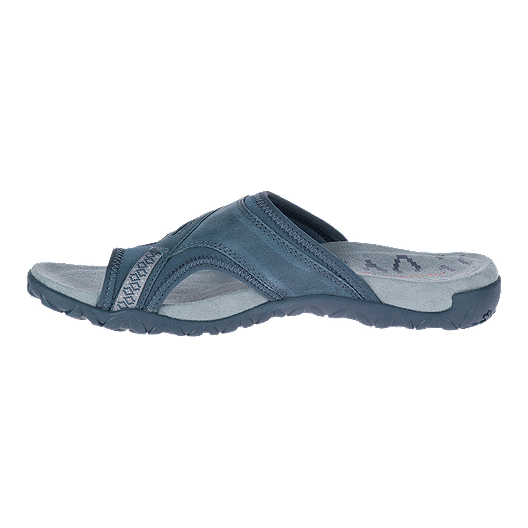 22c3fbf05cd5 Merrell Women s Terran Post II Sandals - Slate Black