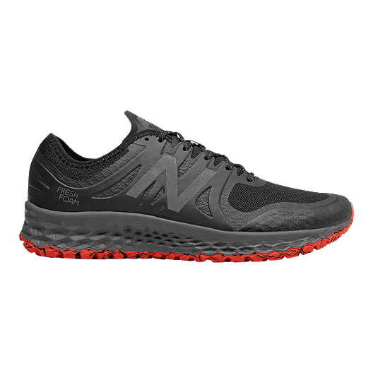 363a7e84cae05 New Balance Men's Fresh Foam Kaymin Tail Running Shoes - Black/Red |  Atmosphere.ca