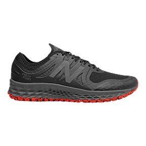 82910fb300a New Balance Men s Fresh Foam Kaymin Tail Running Shoes - Black Red