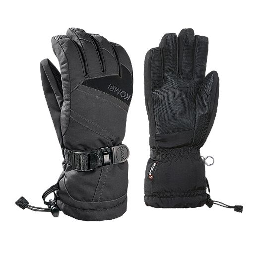 Kombi Men's Original Gloves - Black