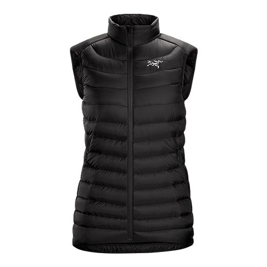 Arc'teryx Women's Cerium LT Down Vest Black