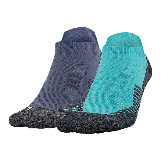 b501364d31 Under Armour Women's Run No Show Tab - 2 Pack | Atmosphere.ca