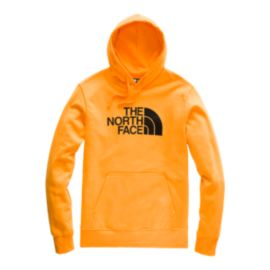 The North Face Men's Half Dome Pullover Hoodie - Zinnia Orange