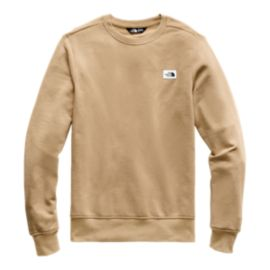 The North Face Men's Classic LFC Crew - Kelp Tan
