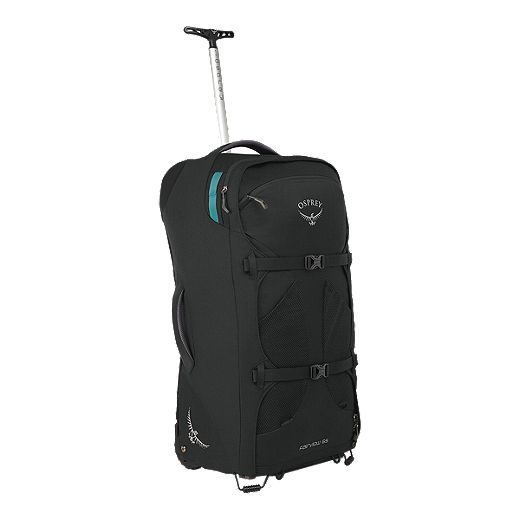 Osprey Fairview Wheeled 65 L Travel Pack - Black