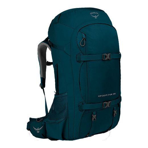 Osprey Farpoint Trek 55 L Travel Pack - Petrol Blue