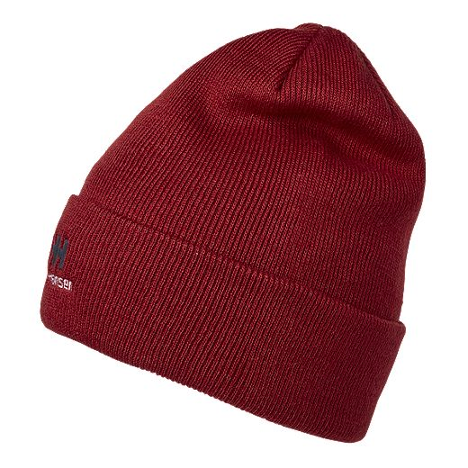 Helly Hansen Young Urban Unisex Beanie - Red
