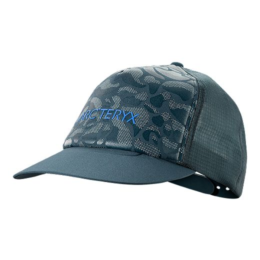 Arc'teryx Climb Trucker Hat - Dark Navy