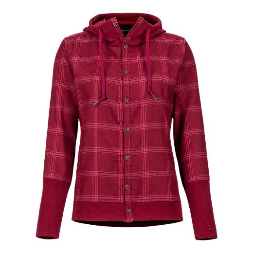Marmot Women's Stowe Heavyweight Flannel Shirt