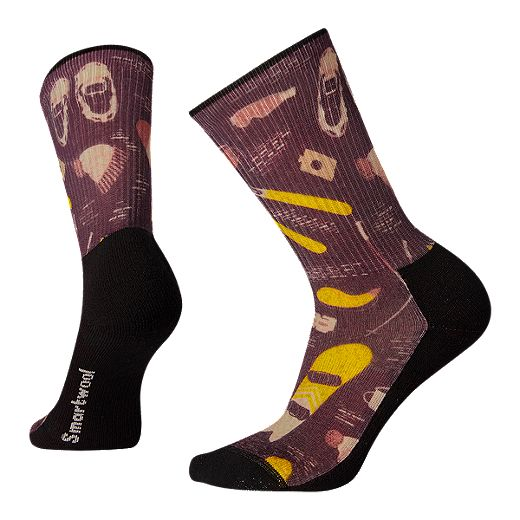 Smartwool Women's Hike Light Hut Trip Crew Sock