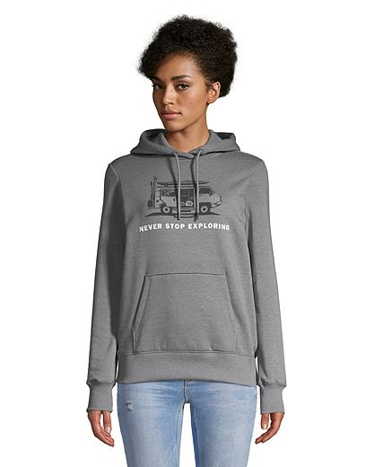 The North Face Women's Pony Wheel Pullover Hoodie
