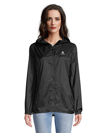 Woods Women's Tekarra Packable Windbreaker