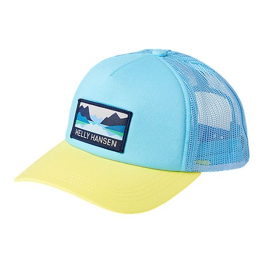 Helly Hansen Women's Trucker Hat - Glacier Blue