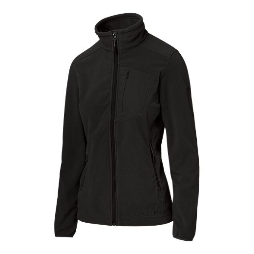 Sherpa Outdoor Women's Ishwarpur Full Zip Fleece - Black