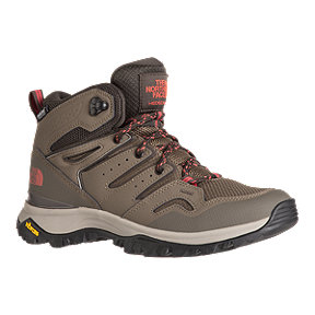 The North Face Women's Hedgehog Fastpack II Mid Waterproof Hiking Shoes