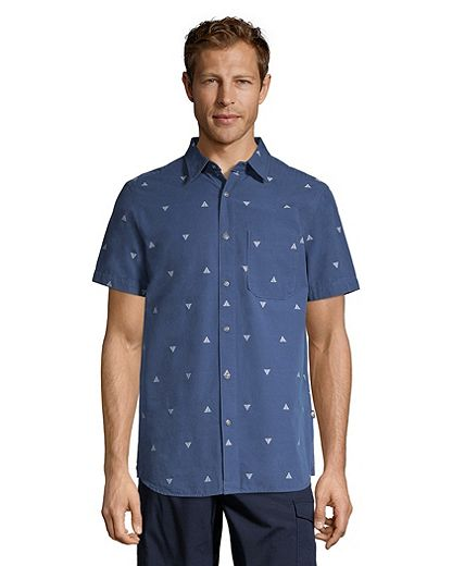 The North Face Men's Baytrail Jacquard T Shirt