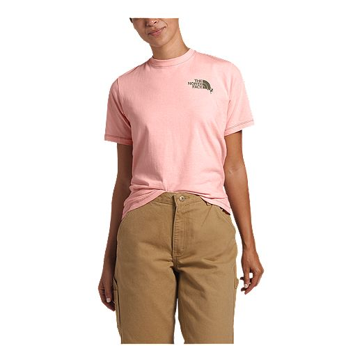 The North Face Women's Short Sleeve Dome Climb T Shirt