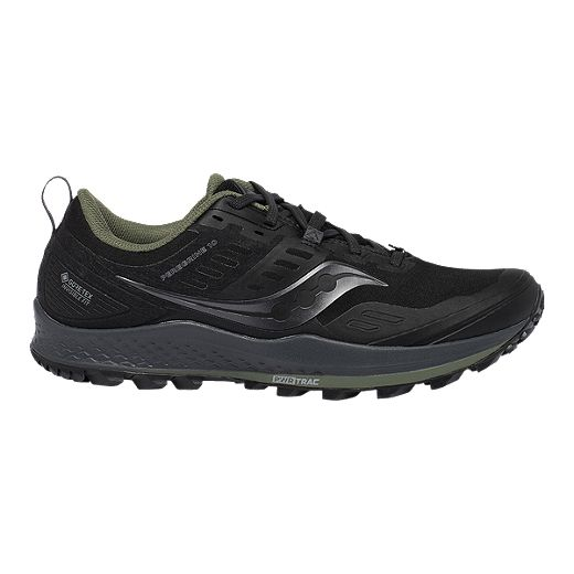 Saucony Men's Peregrine 10 Gore-Tex Invisible Fit Trail Running Shoes