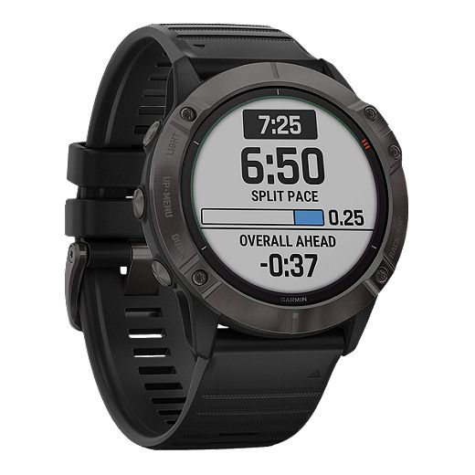 Garmin Fenix 6X Pro Solar Fitness Watch