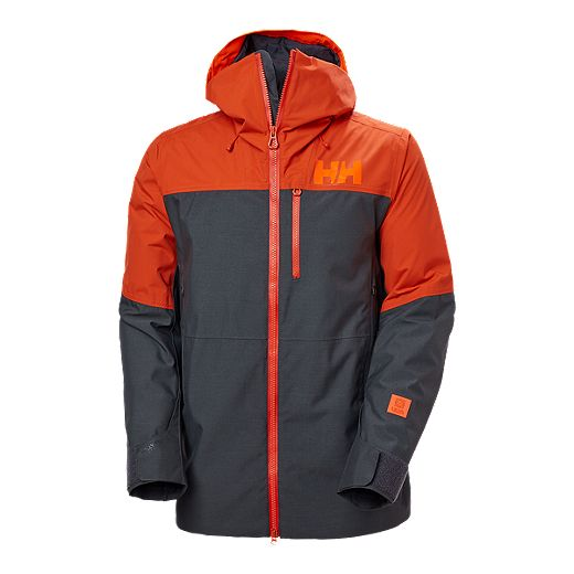 Helly Hansen Men's Ullr Straightline Lifaloft Insulated Jacket