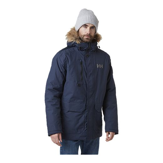 Helly Hansen Men's Svalbard Insulated Parka Jacket